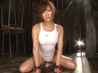 Rio Fujisaki in Slave Teacher part 6