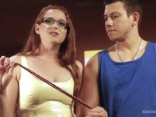 Horny fetish xxx movie with incredible pornstars Reed Jameson, Ms Nikki Nefarious and Tom Foolery .