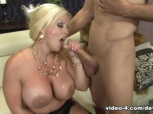 Best pornstar Spencer Fox in Crazy Femdom adult video