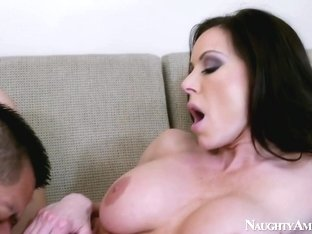 Kendra Lust & David Loso in Seduced by a Cougar