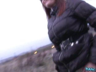 Best pornstar in Horny Outdoor, POV sex clip