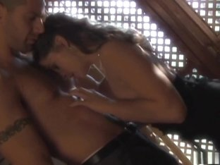 Amazing pornstar in incredible lingerie, blonde adult scene