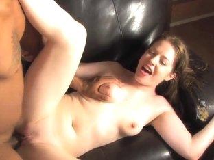 Hot ass cuckold Haley Scott fucks with black dude