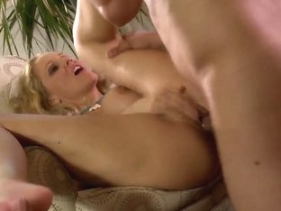 Busty milf Julia Ann pleasures horny neighbor