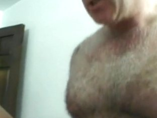 Amateur muscle Milf homemade anal gangbang