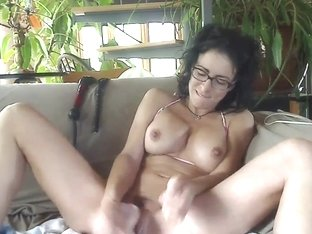 Breasty Bianca Fucking The One And The Other Her Holes On Web Camera