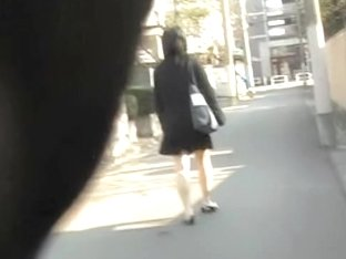 Street sharking experience with some really alluring pretty Asian darling
