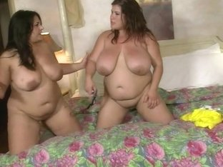 big beautiful woman Lesbos Kacey Parker N Jane Kush Take Up With The Tongue Cum-Hole