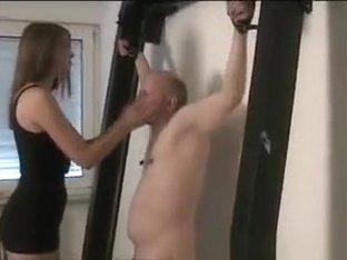 Crazy Amateur video with BDSM, Fetish scenes