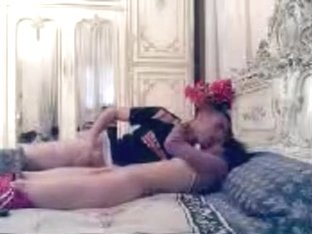 Young Arab Couple Fucking