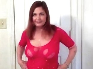 Redhot Redhead Show 11-26-2017 (Lingerie Photoshoot)