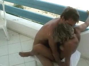 Czech pair newest vacation sex clip