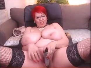 Libely the SPERMY Romanian MILF Webcam Bitch With HER FUCKING BAZOOKA-SIZED COLOSSAL FUCK-MELON-BO.