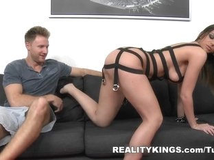 Fabulous pornstar in Best MILF, Brunette sex video
