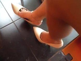 Mom sexy feet