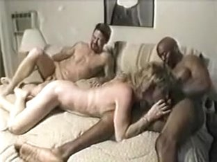 Suburban MILF  Goes Crazy For Black Dick