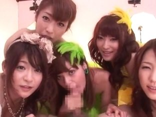 Fabulous Japanese slut Akiho Yoshizawa, Erika Kirihara, Cocomi Naruse in Hottest Blowjob/Fera, Gro.