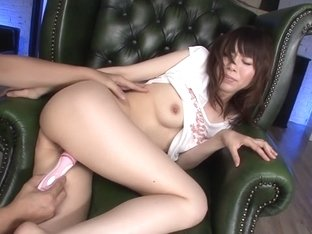 Crazy Japanese chick Junna Kogima in Amazing JAV uncensored College Girl movie