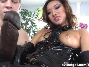Exotic pornstar Wolf Hudson in Fabulous HD, Dildos/Toys porn clip