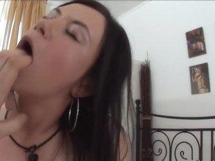 Horny pornstar in incredible dildos/toys, brazilian sex video