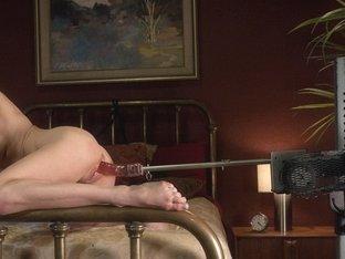 Incredible milf, fetish sex scene with amazing pornstar Veronica Avluv from Fuckingmachines