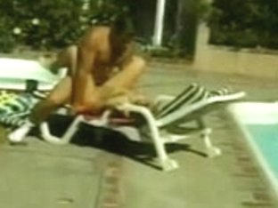 Youthful blond meaty kneels and blows a hung mate in shades then bonks