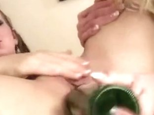 Sexy beauties fucking eachother