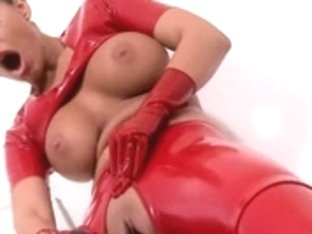 angelica red latex