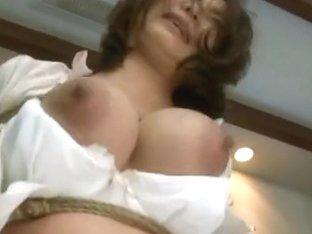 Mio Takahashi hot Asian milf enjoys some bondage sex