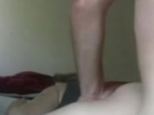 Invading the ass of my slender wife