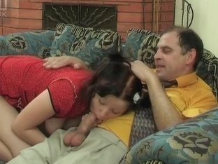 HornyOldGents Clip: Melanie A and Ferdinand
