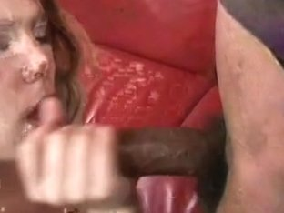 Bbw Marlie Moore Gets Facially Spunked