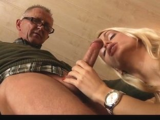 Old senior fucking hot blonde Erica