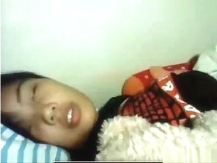 Amazing Webcam clip with Asian scenes