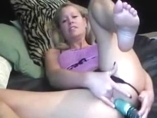 Jenny double penetration solo