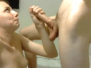 Couple Cam 2 - Blowjob! Blowjob! Blowjob! This time she presents her oral skills 2 - United States.