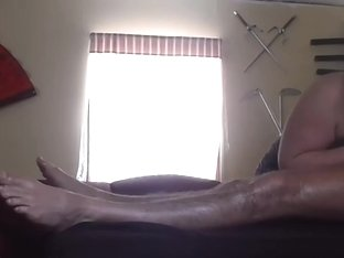 Can't resist sucking cock at massage