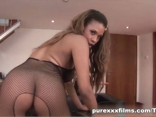Crazy pornstar in Amazing Masturbation, Big Tits porn video