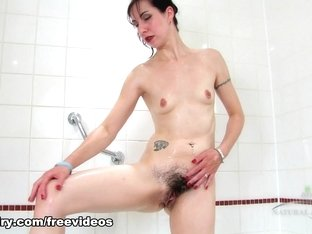 Hottest pornstar in Incredible Mature, Brunette porn movie