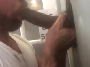 Huge Monster BBC at Private Philadelphia Gloryhole