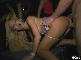 Hottest pornstar in Horny Facial, Blonde sex video