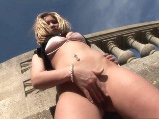 Best pornstar in crazy outdoor, college xxx movie