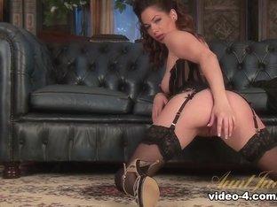 Hottest pornstar in Incredible MILF, Redhead porn scene