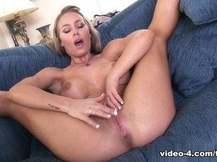Fabulous pornstar Nicole Aniston in Amazing Solo Girl, Big Tits porn scene