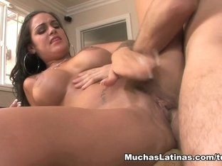 Incredible pornstar Angelina Valentine in Fabulous Brunette, Latina xxx scene