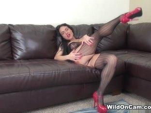 Hottest pornstar Mahina Zaltana in Incredible MILF, Masturbation xxx scene