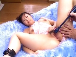Hottest Japanese slut in Fabulous JAV uncensored Dildos/Toys scene