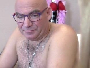 Hottest pornstar in best cumshots, old and young porn video