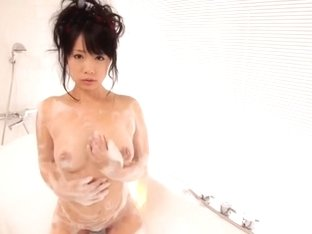 Best Japanese whore An Shinohara in Horny Squirting, Handjobs JAV clip