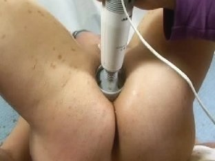 Fetish sex video with anal drilling and sweet climax